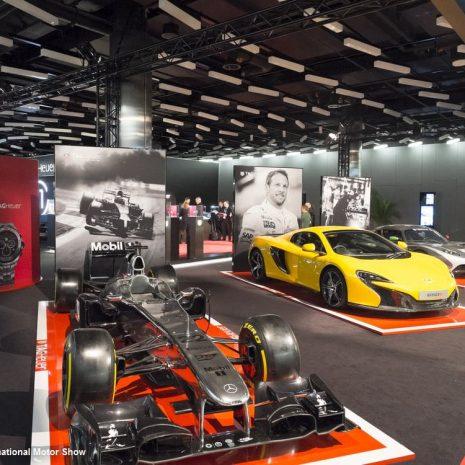 Salon de l'Auto à Genève