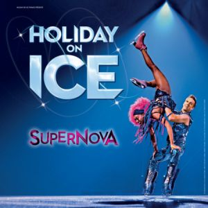 Holiday On Ice Supernova – Lyon Halle Tony Garnier
